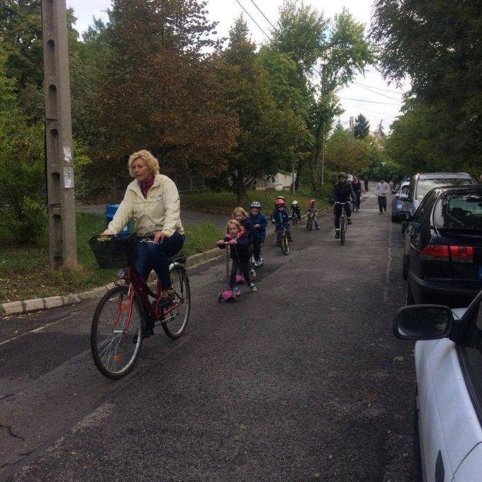 Autómentes nap - gyalog és kerékpáron