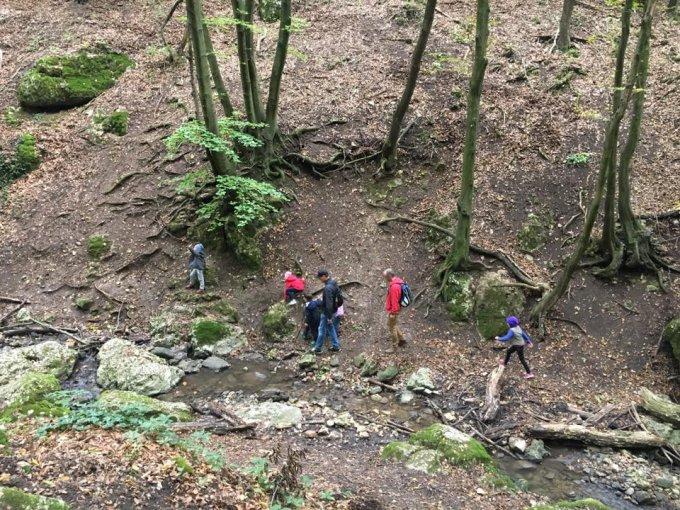 A Törcsvár Utcai Óvoda telephely ismét megszervezte a Bakancsos túrát
